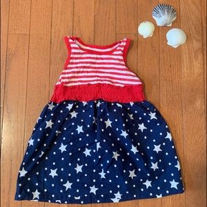 Baby Fourth of July Dress